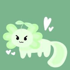 Le Monde de Cristal Vert