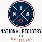 NationalRegistry ForWrestling - @nr4wrestling - Youtube