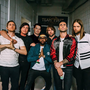 Maroon5vevo YouTube channel image