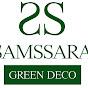 Samssara Green Deco