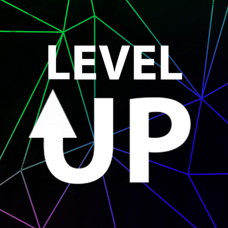 Logo for LEVEL UP