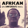 African on Confederate Trail