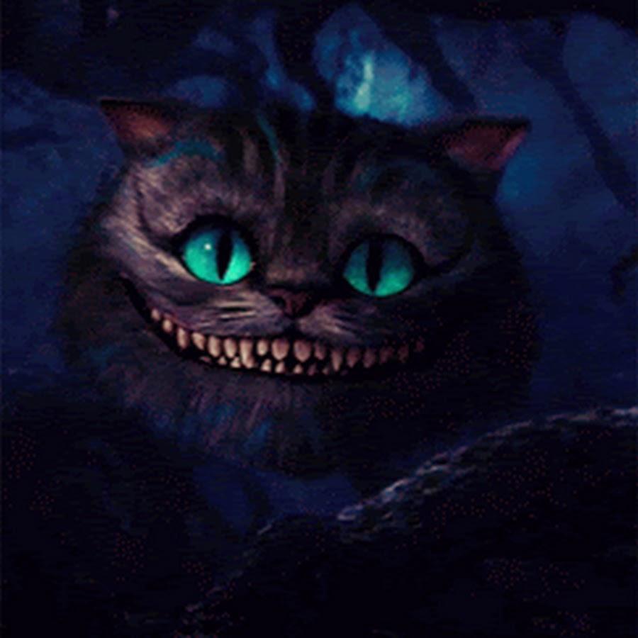 анимация кота из алисы в стране чудес