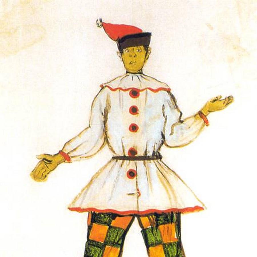 балет петрушка персонажи единичных