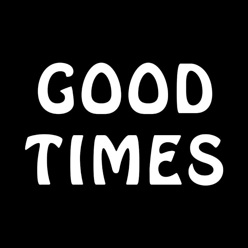 Logo for Good Times