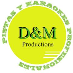 Pistas y Karaokes Profesionales D&M Productions
