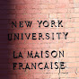 La Maison Française of New York University - Youtube