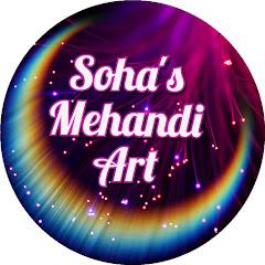 Soha's Mehandi Art