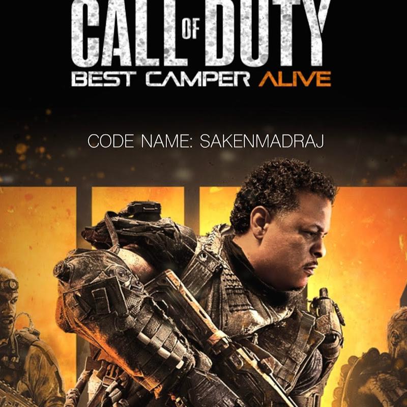 Sakenmadraj #1 cod camper