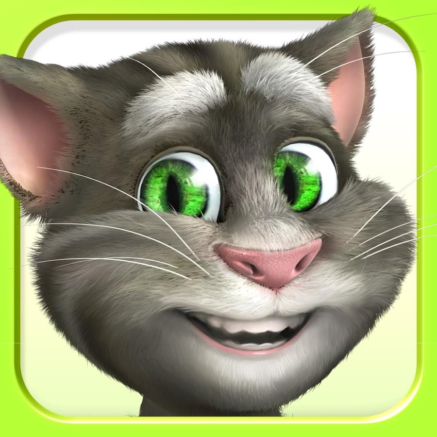 Картинка говорящего кота