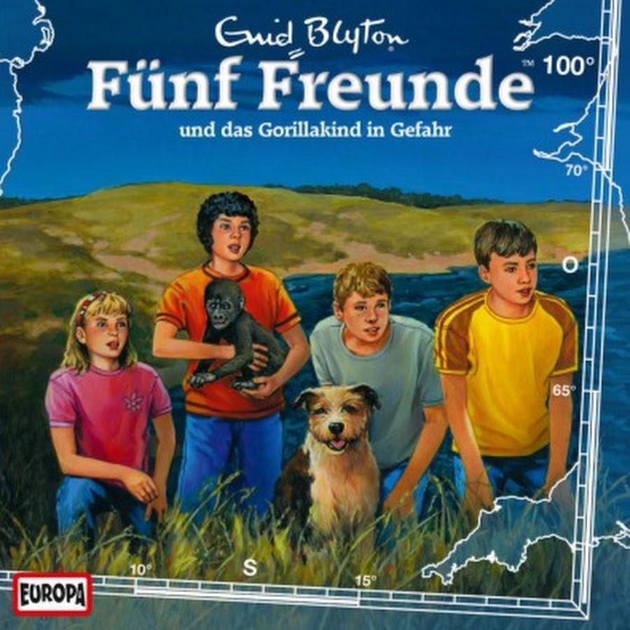Fünf Freunde Youtube