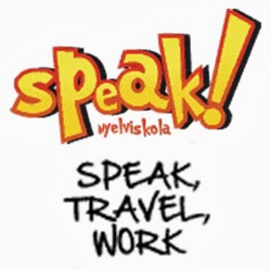 Speak! Nyelviskola - YouTube