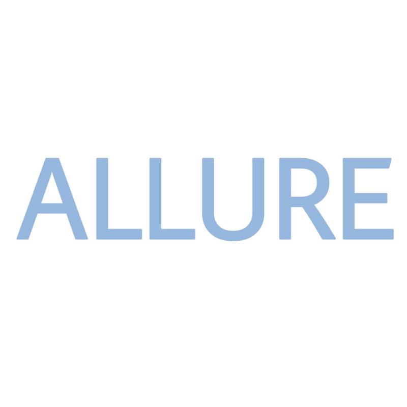 Logo for ALLURE DANCE [부산 댄스팀 얼루어]