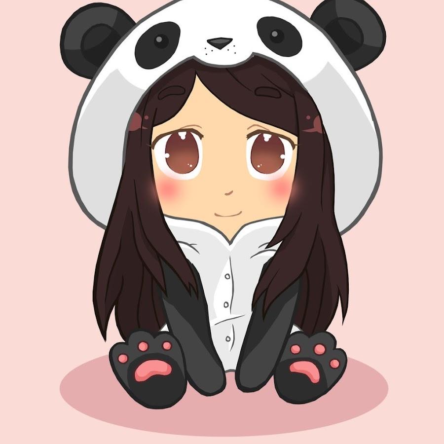 Картинки на аву панды девочки