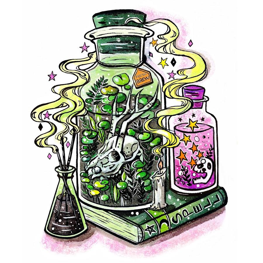 опалубку зелье рисунок графика вкусный капустняк