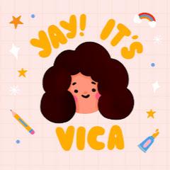 Yay! It's Vica