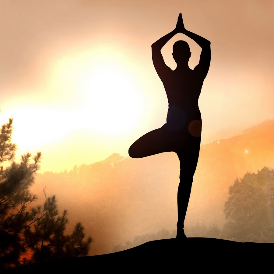 Поздравление для йоги