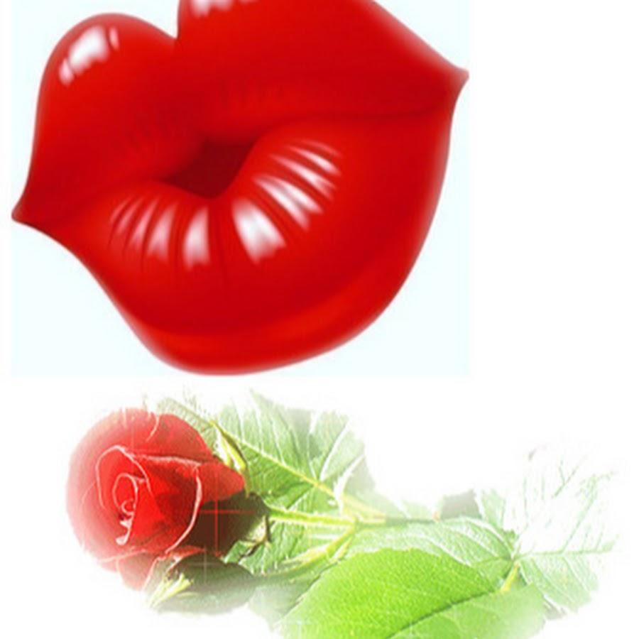 картинки поцелуйчик любимой ко дню рождения знать