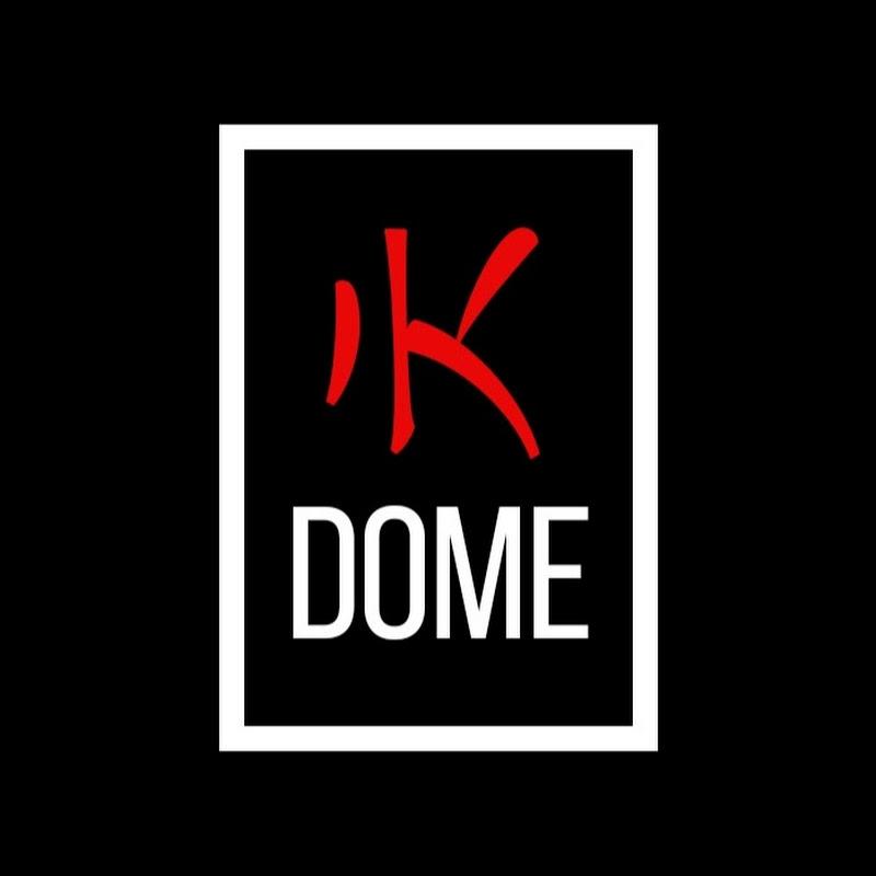 Logo for KDome