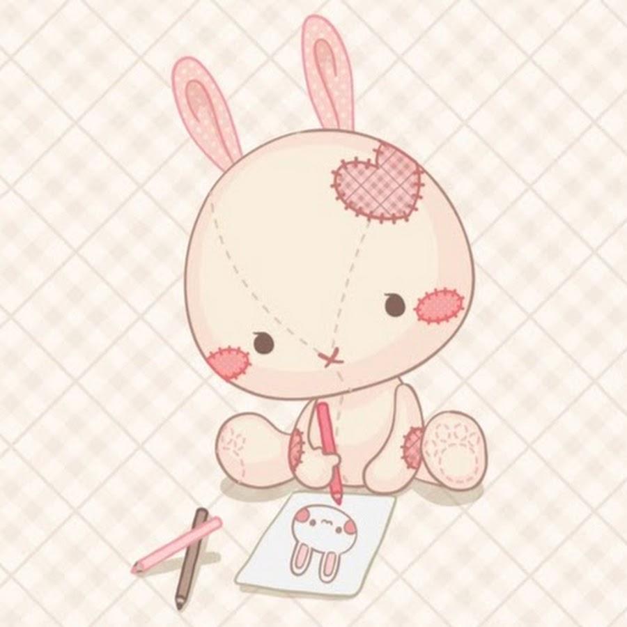 Картинки для личного дневника зайчики