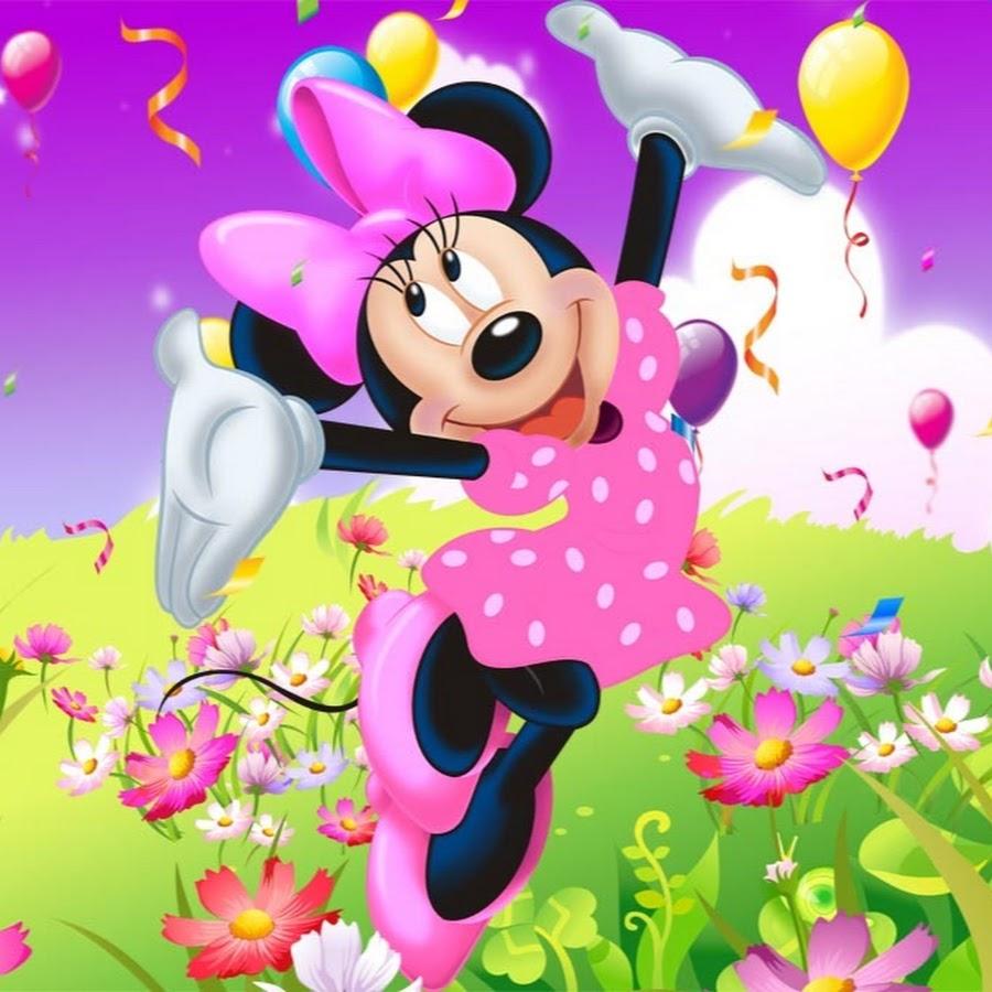 Микки маус поздравление с днем рождения