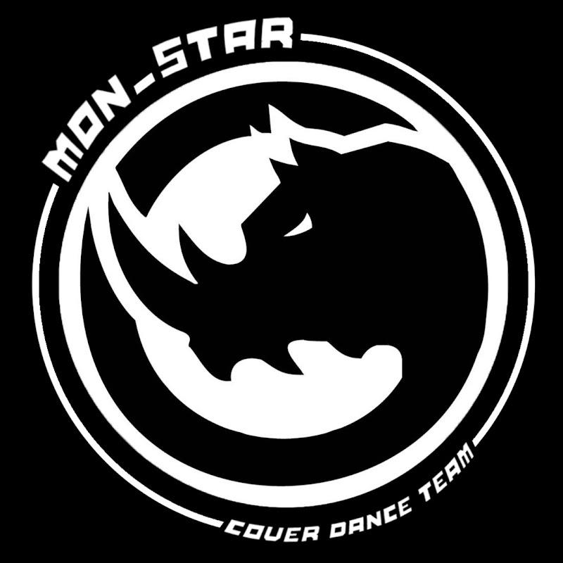 Logo for [ MON_STAR ] cover dance team