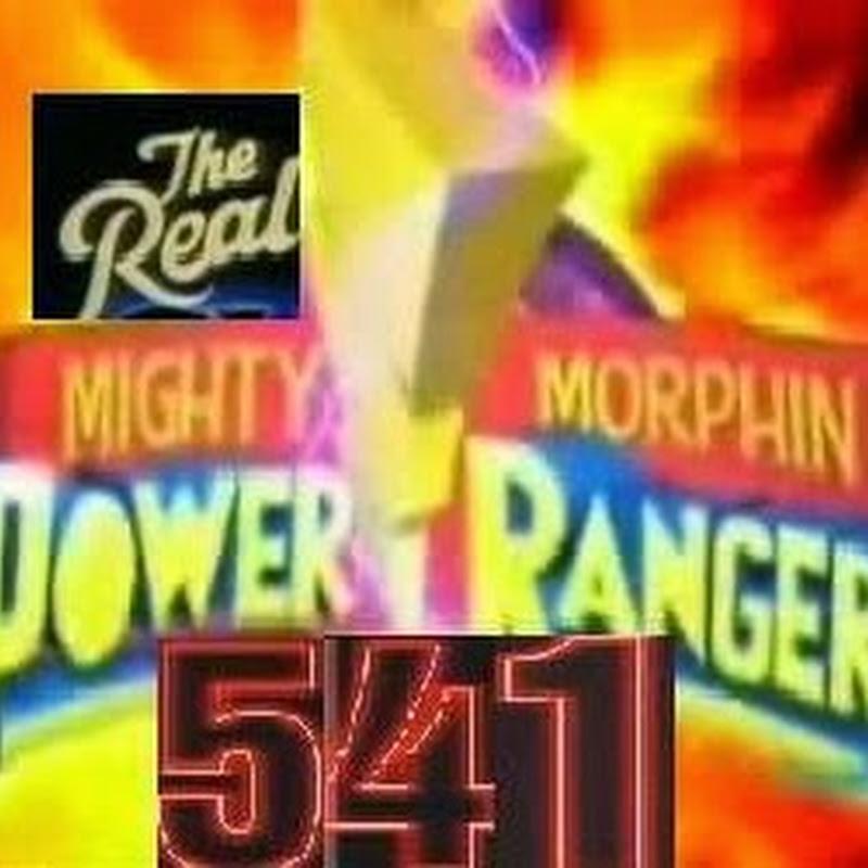 RealPowerRanger541