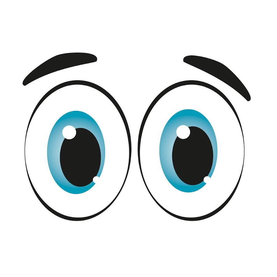 Глазки картинки для детей мультяшные