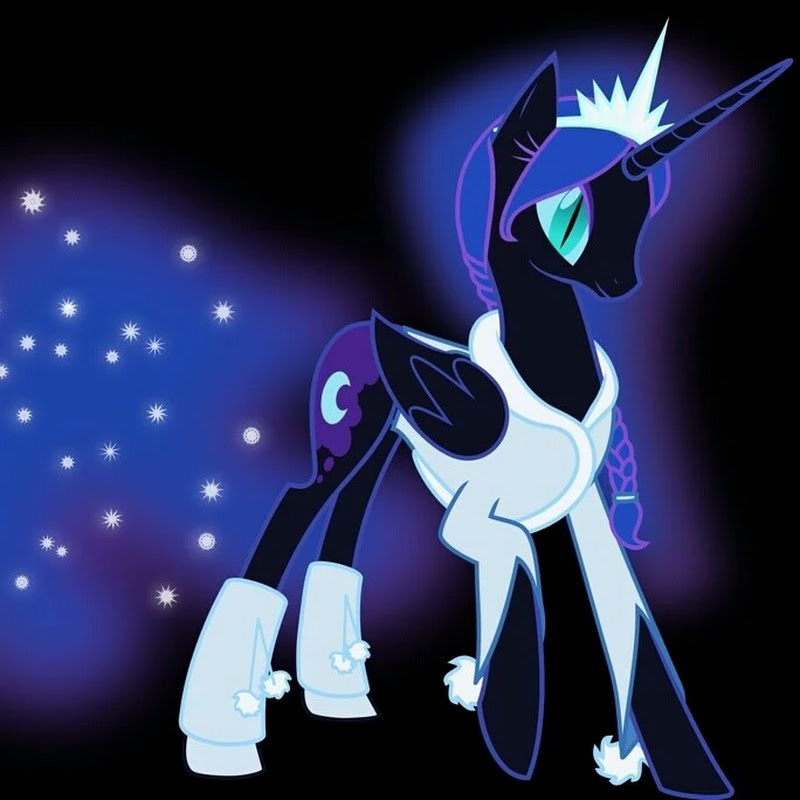 Princess luna nightmare moon