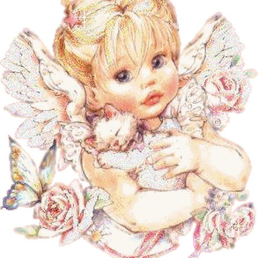 славный ангелочек анимашка неодмінно все
