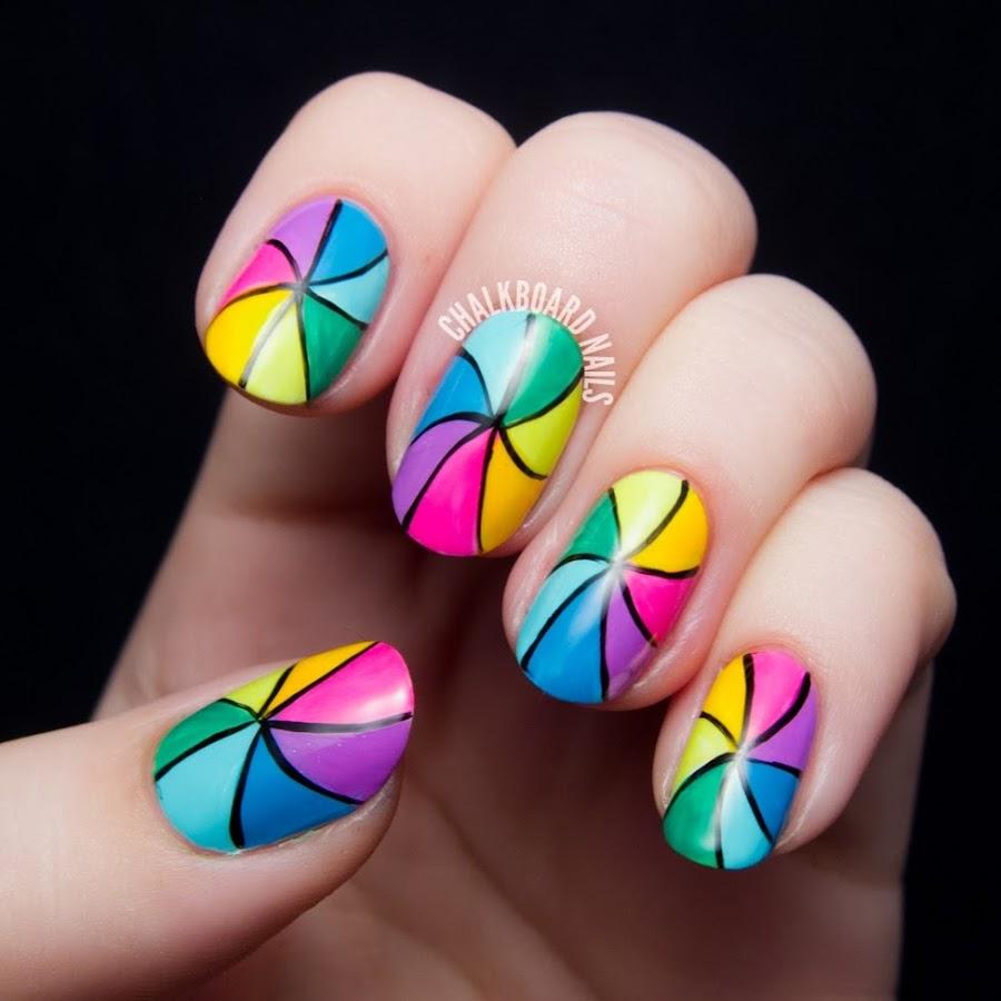 рисунки на ногтях картинки яркие если ты, как