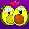 Avocado Couple I Crazy Comics
