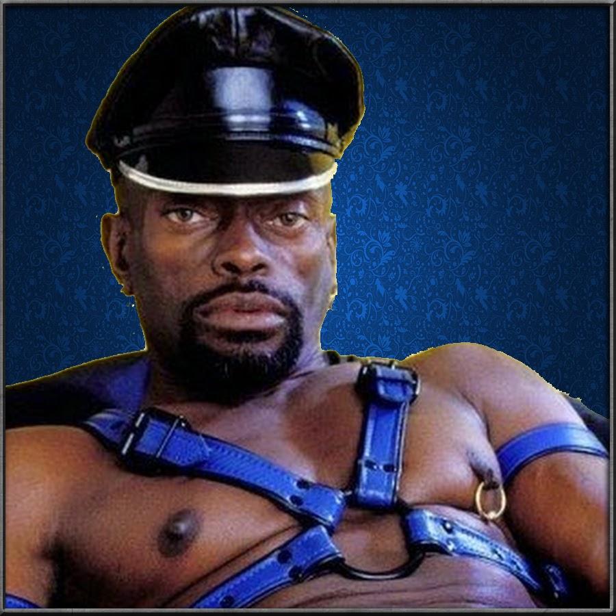 Демотиваторы негр в кепке капитана