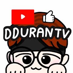 유튜버 뚜란 DDURANTV의 유튜브 채널