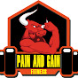 PAIN AND GAIN SUPPLEMENTS