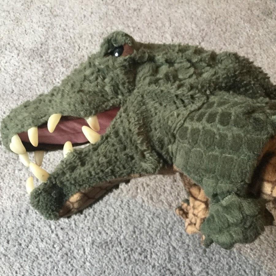 Alligator pυppeт