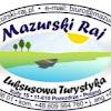 Mazurski Raj - Luksusowa Turystyka, dom i apartamenty 110m2 na 10 os. bezp. nad jeziorem, Mazury