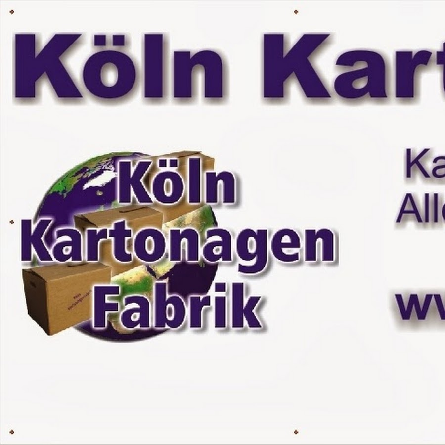 Kartons Köln