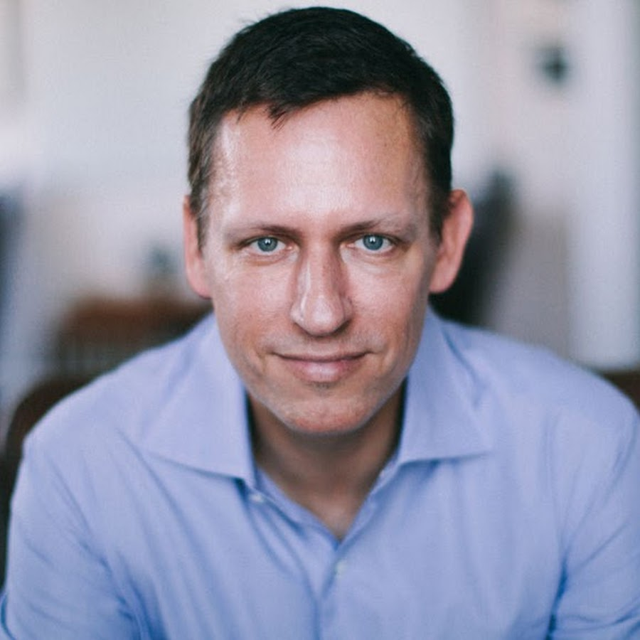 Every Peter Thiel Video