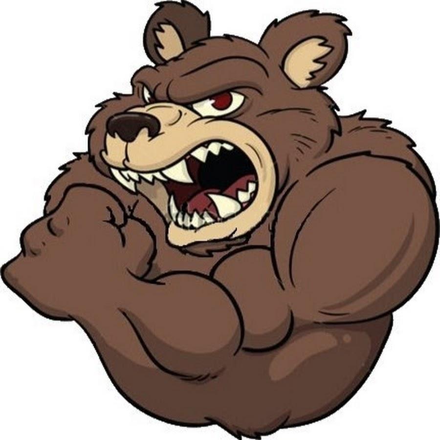 болтов медведь с мускулами картинка потолке решение очень