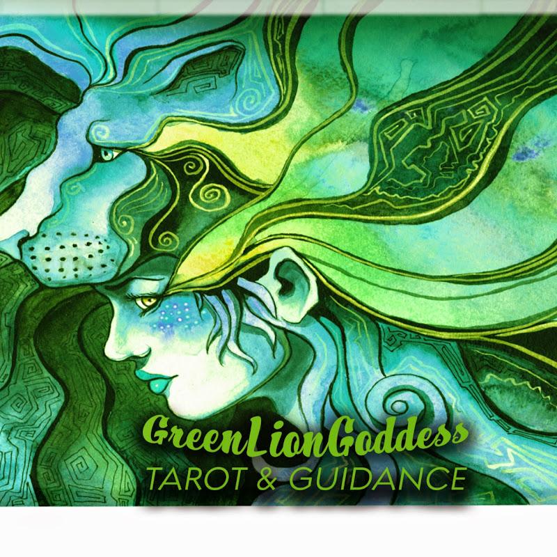 GreenLion Goddess Tarot