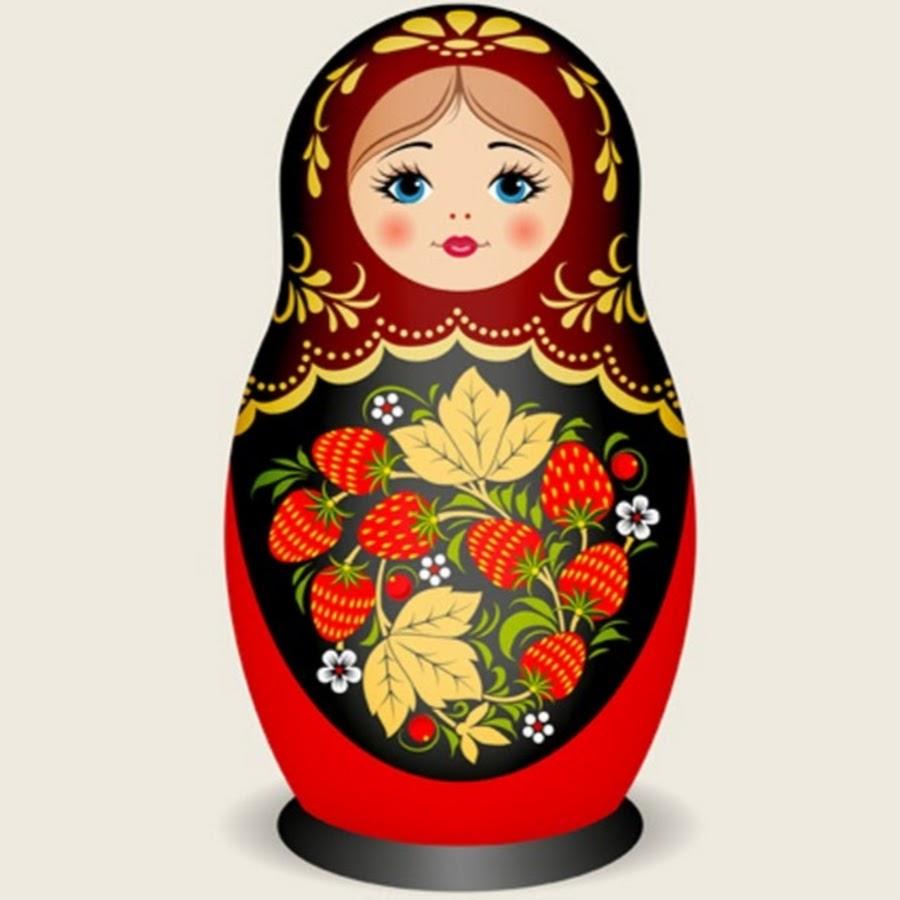 русские матрешки картинки по отдельности появляются