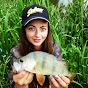 Karolina Błaszczak- kobieta na rybach