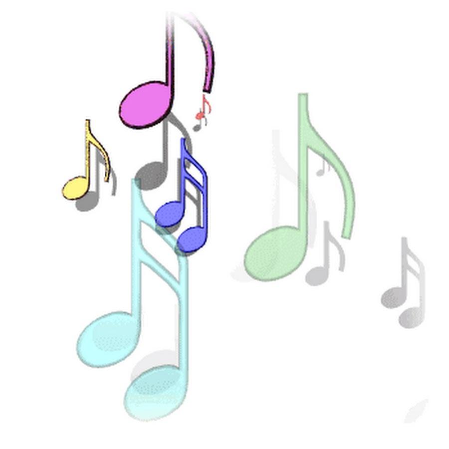 Анимированные картинки музыка
