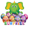 ChuChuTV Surprise Eggs Learning Videos