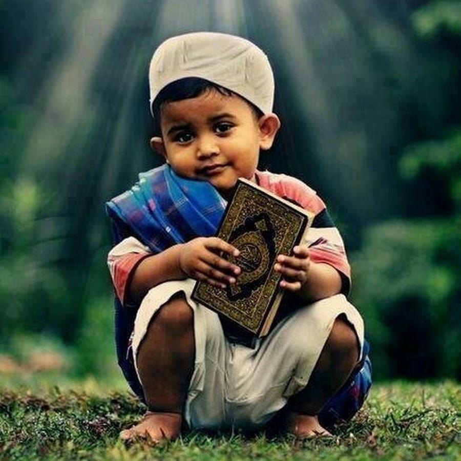 Картинка мусульманская дети