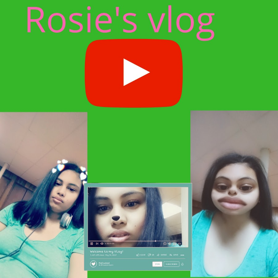 Rosies vlogs