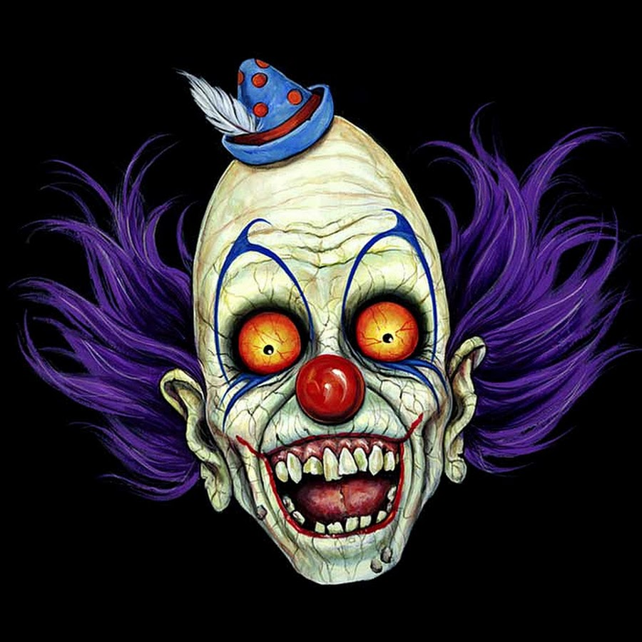 нравится картинка клоуна злобного гения любой момент