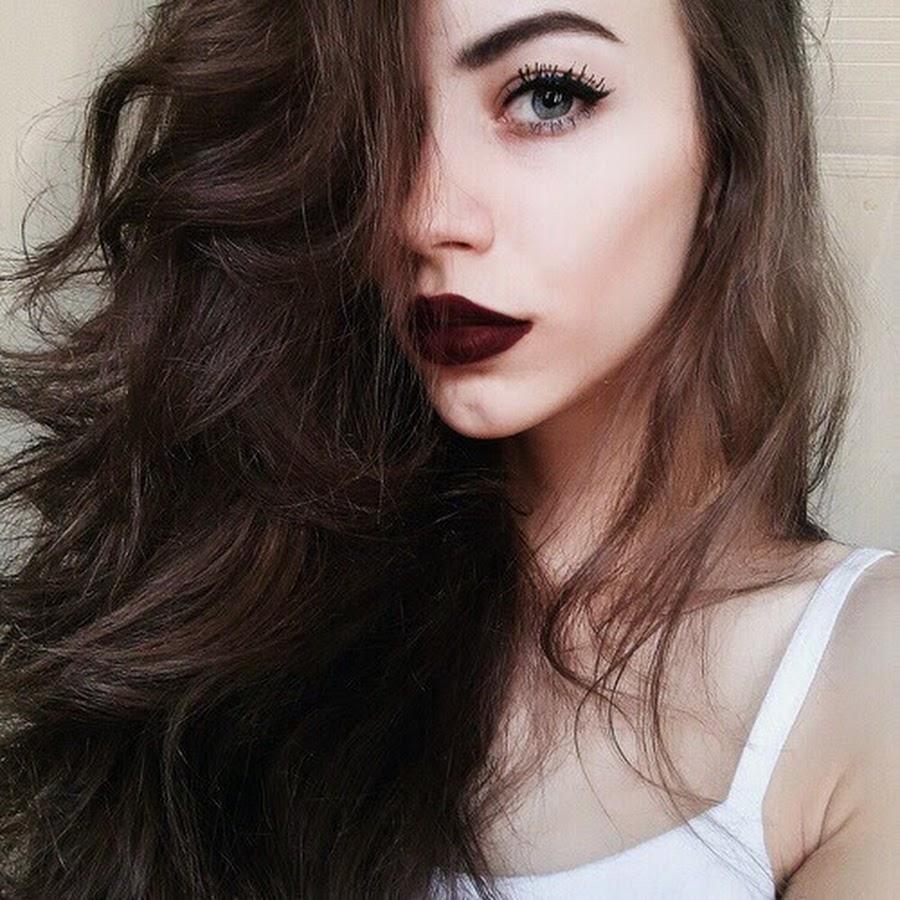 Картинки с коричневыми волосами