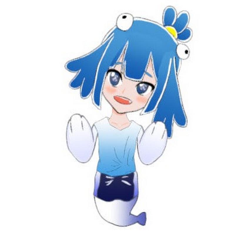 [バーチャル半魚貝]SAKANAYUKIナユキさん家